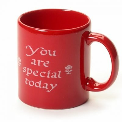 You Are Special Today Mug